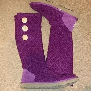UGG (3066) Sweater Boots